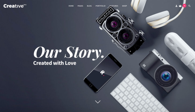 dna-creative-demo-page-our-story